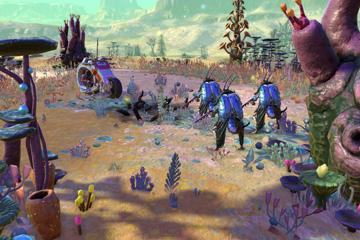 Age of Wonders: Planetfall'da Savaş Birimleri