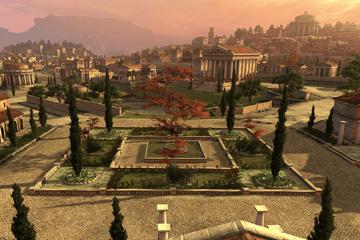 Total War: Arena'da Capua Haritası