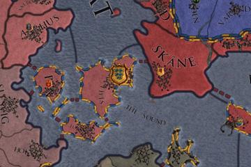 Crusader Kings II'de İskandinavya Harita Değişiklikleri