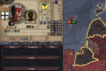 Crusader Kings II'de Kutsal Tarikat Değişiklikleri