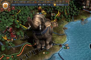 Europa Universalis IV'te Mevsimler, İklimler ve Filler