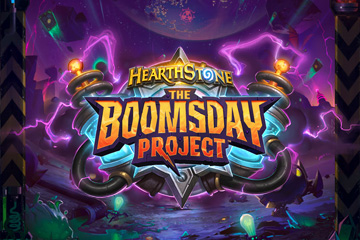 Hearthstone'un Yeni Eklentisi The Boomsday Project Duyuruldu