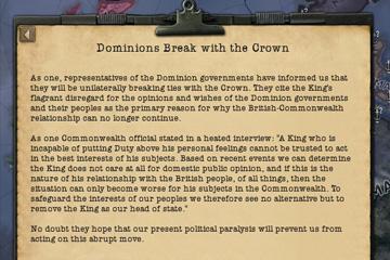 Hearts of Iron IV'da İngiliz Odak Ağacı Değişiklikleri