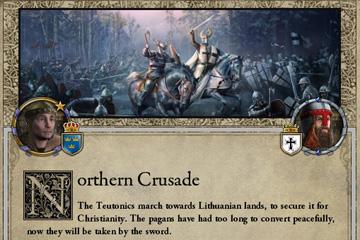 Crusader Kings II'de Kuzey Haçlıları ve Reconquista