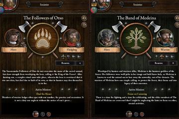 Crusader Kings II'de Savaşçı Evi Topluluğu