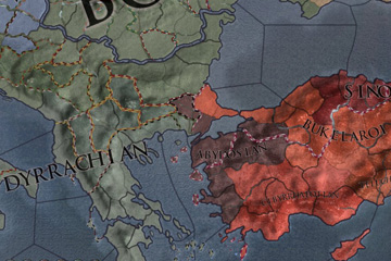 Crusader Kings II'de Parçalanmış ve Rastgele Dünya Seçenekleri