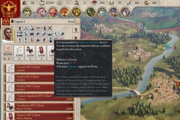 Imperator: Rome'da Birlik Yetenekleri