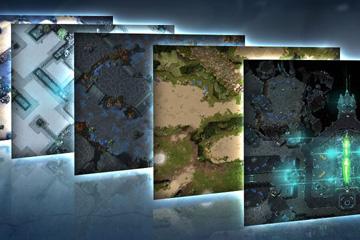 StarCraft II'de 2018'in Üçüncü Sezonu Haritaları