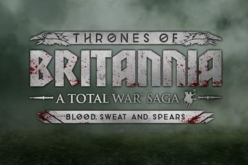 Thrones of Britannia – Blood, Sweat and Spear