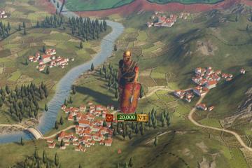 Imperator: Rome'da Yol Yapma, Huzursuzluk ve Uygarlık Seviyesi