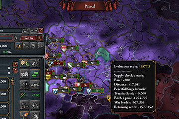 """Europa Universalis IV'te 1.28 """"Spain"""" Yamasındaki Yapay Zeka Geliştirmeleri"""