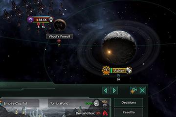 Stellaris'te Bombardıman Değişiklikleri ve Kararlar