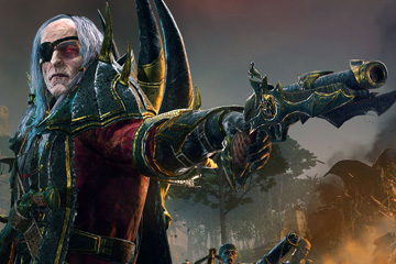 Total War: Warhammer 2'de Curse of the Vampire Coast'a Dair