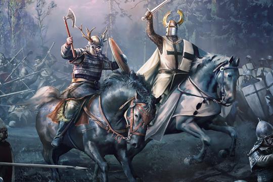 Crusader Kings II'de 3.0.1 Yaması