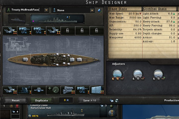 Hearts of Iron IV'te Denizcilik Antlaşmaları ve Yeniden Donatım