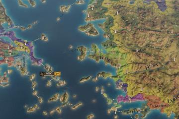 Imperator: Rome'da Dinler ve Oyunun Başlangıcında Anadolu