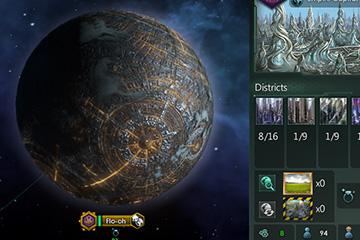Stellaris'te Ekümenopolisler ve Yeni Mega Yapılar
