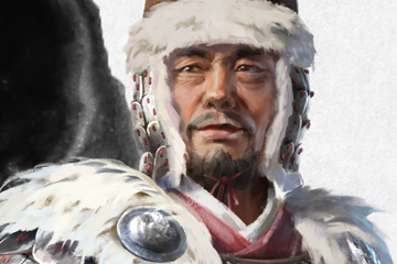 Total War: Three Kingdoms'ta Ma Teng