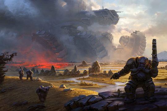 Age of Wonders: Planetfall'da Dvar Irkı