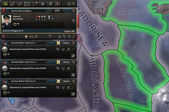 Hearts of Iron IV'te Denizaltıları ve Konvoy Yağmalama