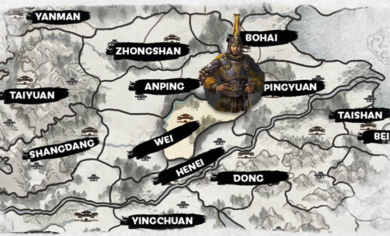 Total War: Three Kingdoms'ta Yuan Shao