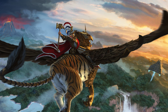 Total War: Warhammer 2'de Festag Yaması