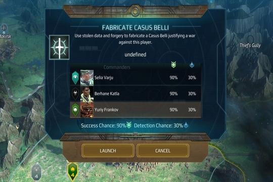 Age of Wonders: Planetfall'da Operasyonlar #2