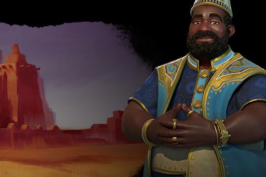 Civilization VI'da Mali'ye Mansa Musa Liderlik Ediyor