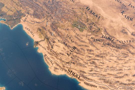 Imperator: Rome'da Monarşiler ve Oyunun Başlangıcında İran