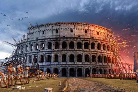 Aggressors: Ancient Rome İncelemesi