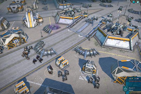 Age of Wonders: Planetfall'da Taktiksel Savaş Haritaları