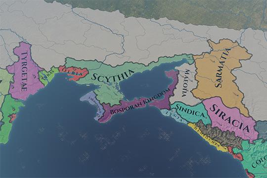 Imperator: Rome'da Azim, Pers Askeri Gelenekleri ve Kafkasya Bölgesi