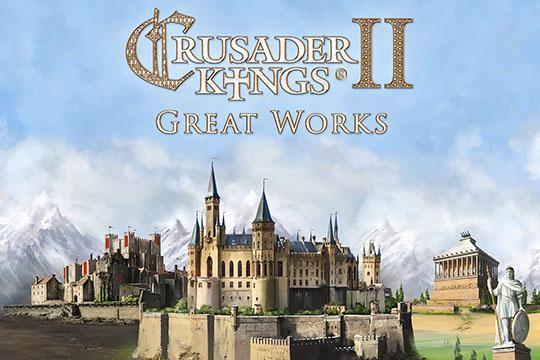 Crusader Kings II'de Great Works Yaması