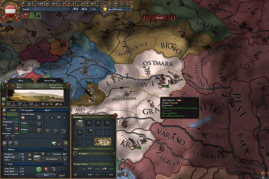 Europa Universalis IV'te Katoliklik ve Kutsal Roma İmparatorluğu'nda Amaçlanan Değişiklikler