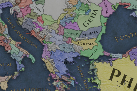 Imperator: Rome'da Birim Görevleri ve Balkanlar