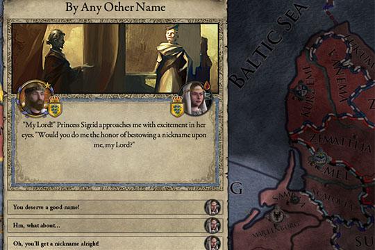 Crusader Kings II'de Saray Değişiklikleri