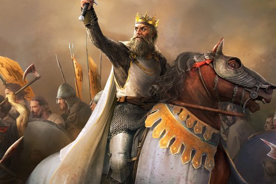 Crusader Kings II'de Iron Century Yaması