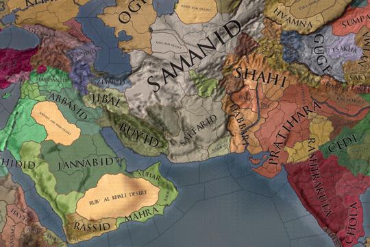 Crusader Kings II – Iron Century'deki Diğer Hükümdarlar