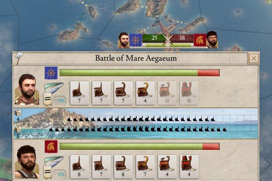 Imperator: Rome'da 1.1 Pompey Yaması Donanma Değişiklikleri