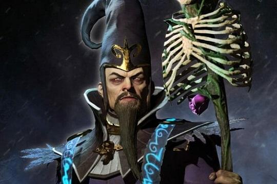 Total War: Warhammer II'de Amethyst Yaması