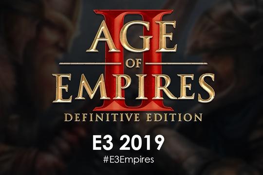 Age of Empires II: Definitive Edition E3'te Gösterilecek