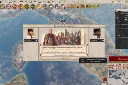 Strategyturk Imperator: Rome Türkçe Yaması 1.0.1 (%100) Çıktı
