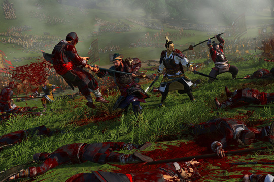 Total War: Three Kingdoms – Reign of Blood