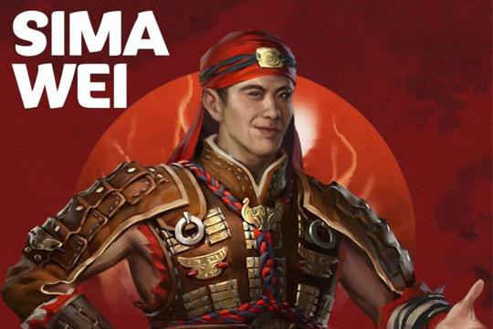 Three Kingdoms – Eight Princes'ta Sima Wei