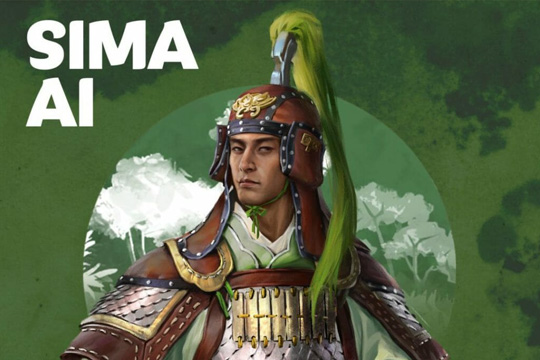 Three Kingdoms – Eight Princes'ta Sima Ai