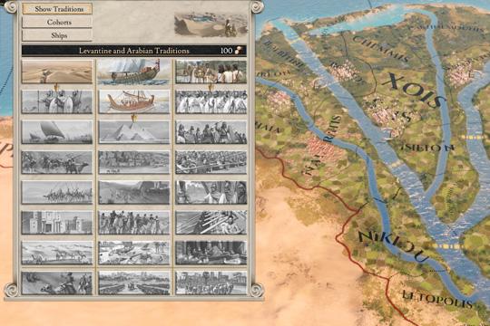 Imperator'da 1.2 Cicero Denge Değişiklikleri