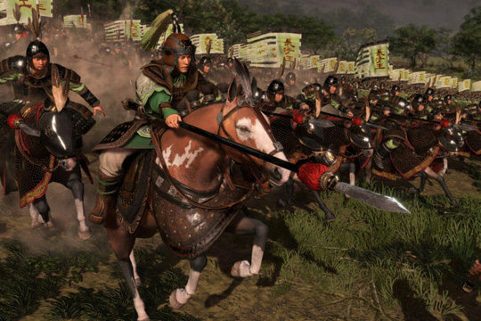 Total War: Three Kingdoms'ta Hanedan Modu