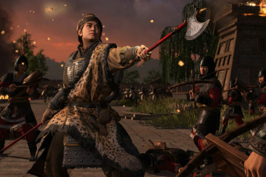 Total War: Three Kingdoms'ta Eight Princes'in Tarihi