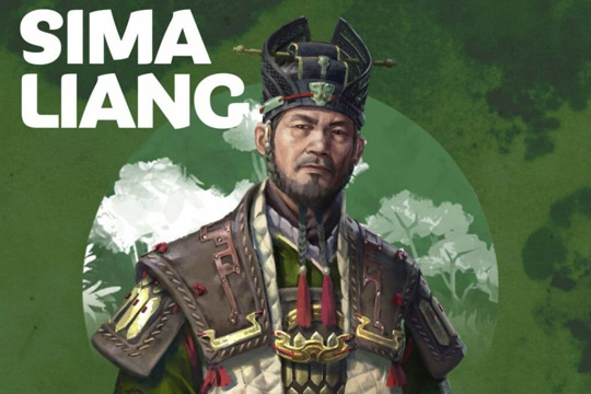 Three Kingdoms – Eight Princes'ta Sima Liang