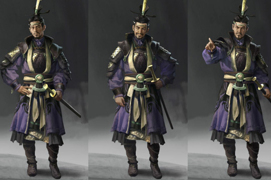 Total War: Three Kingdoms'ta Sekiz Prens Sekiz Çizim